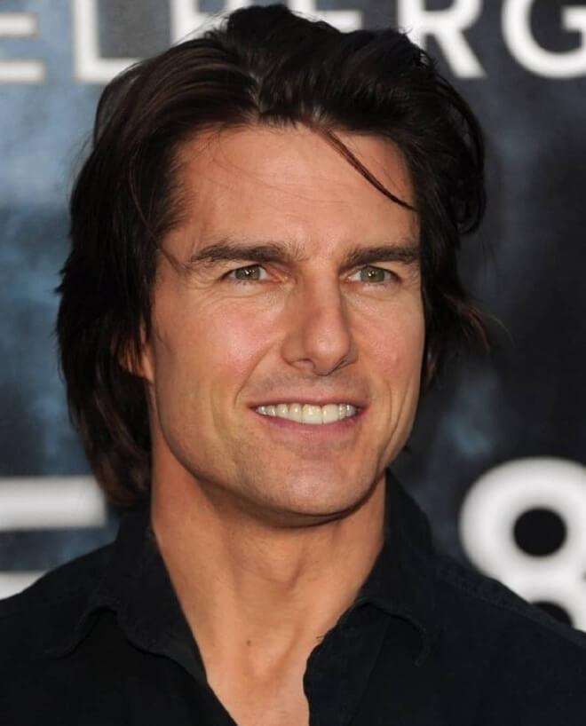Tom Cruise Long Hair
