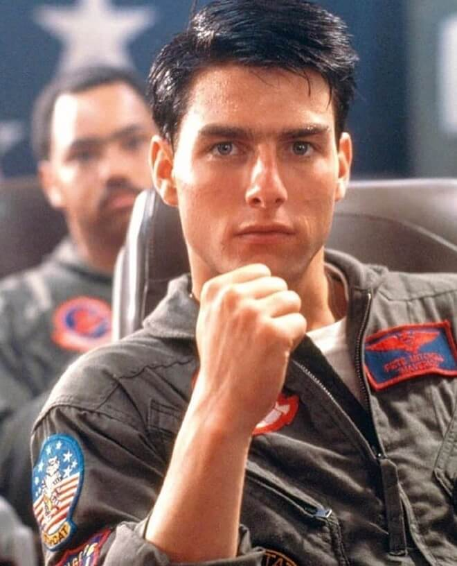 Tom Cruise Mission Impossible Hairstyle