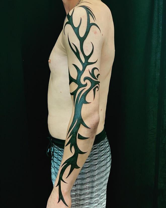 Tribal Tattoos for Boys