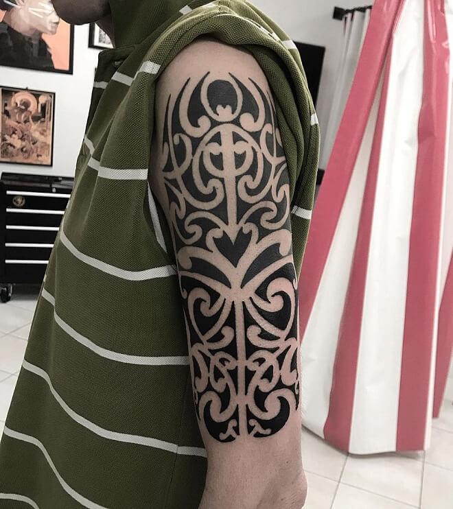 Tribal Traditional Tattoos