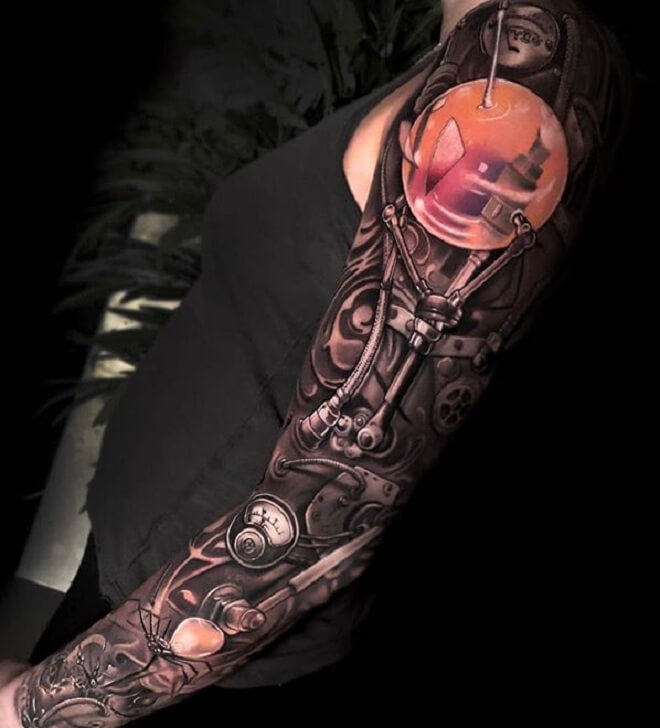 Top 30 Awesome Sleeve Tattoos For Men And Women