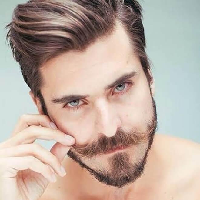 Balbo Beard Style