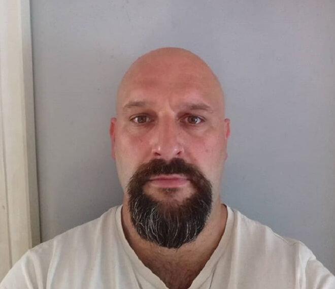 Bald with Circle Full Beard