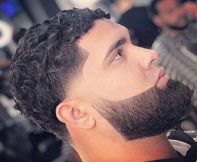 Beard with Fade