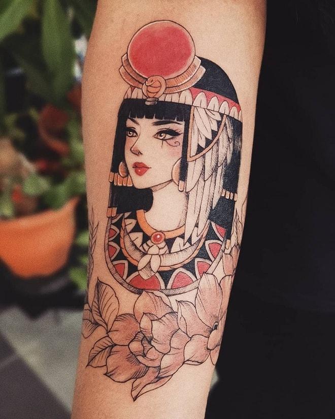Beautiful Forearm Tattoos