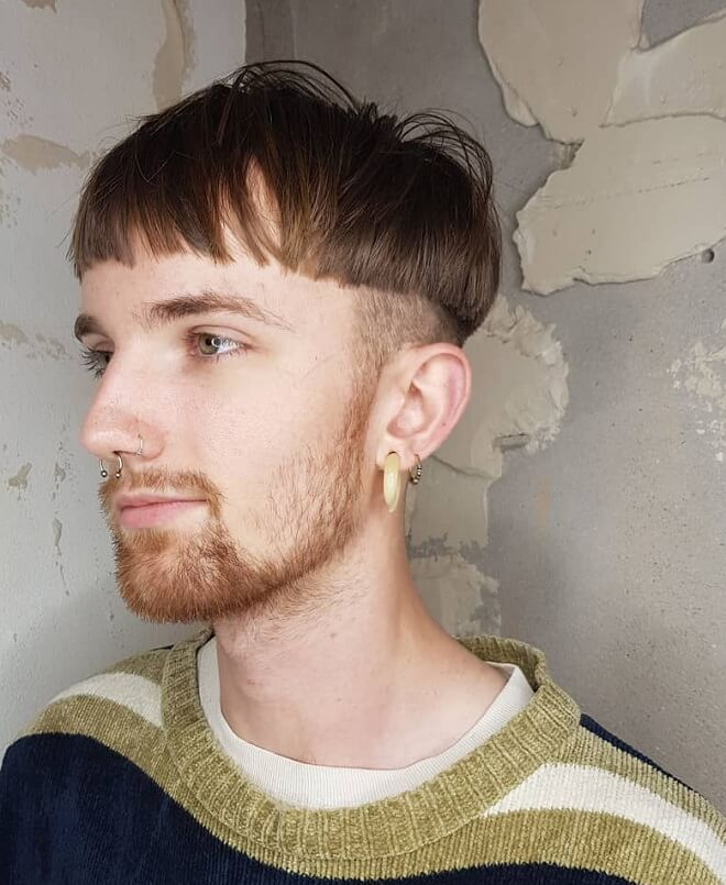 Bowl Cut for Guys