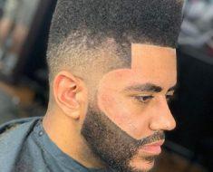 Box Fade Haircuts