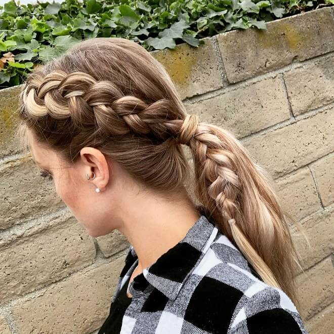 Top 30 Cute Ponytails Hairstyles | Best Types of Ponytails
