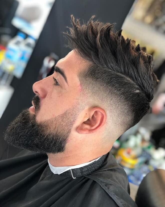 Classic Taper Haircut