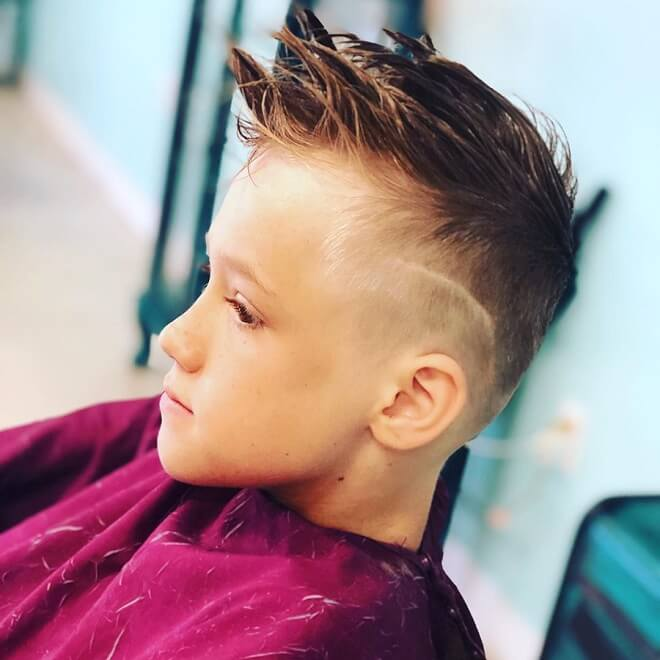 Cool Boy Hairstyles