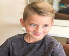 Cute Little Boy Haircuts