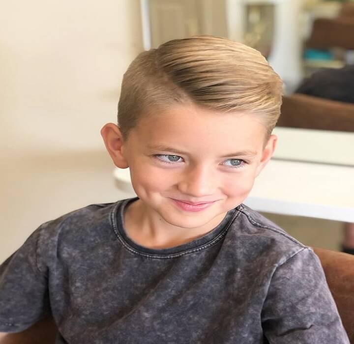 Top 30 Cute Little Boy Haircuts | Cool Little Boy Haircuts