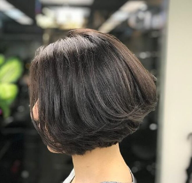 Edgy Short Haircut For Girls