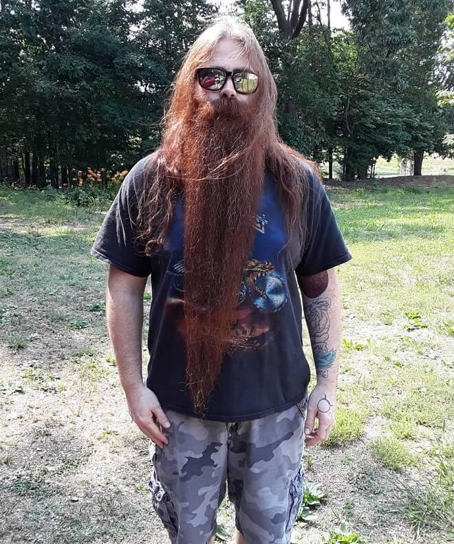 Extra Long Beard