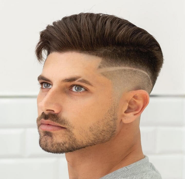 Top 30 Popular Men S Fade Haircuts Amazing Types Of Fade Haircuts