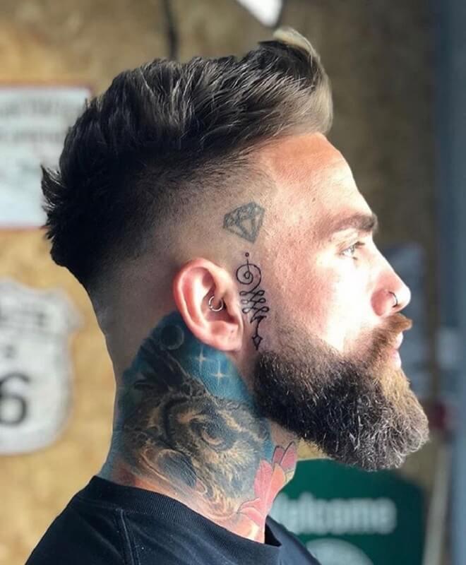 Fohawk Haircut
