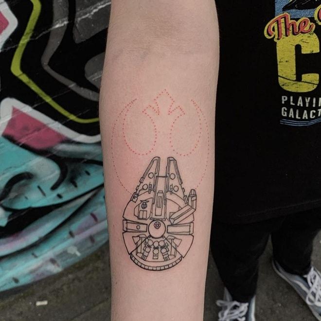 Game Tattoo