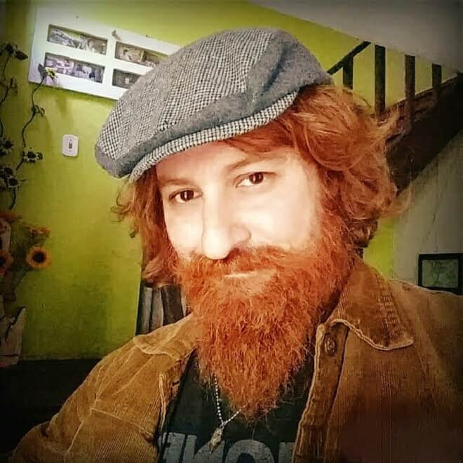 Ginger Beard