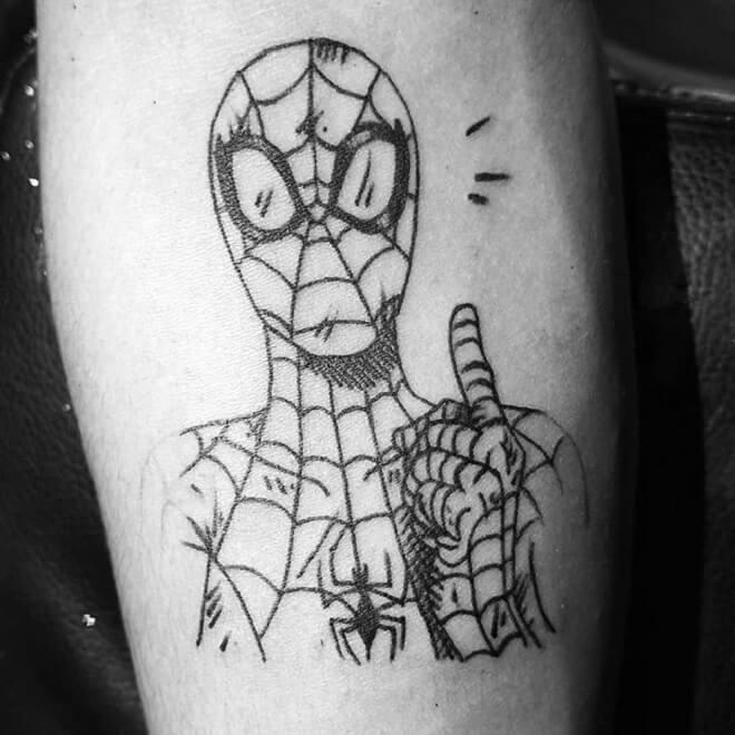 Lining Tattoo