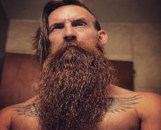 Long Beard Styles