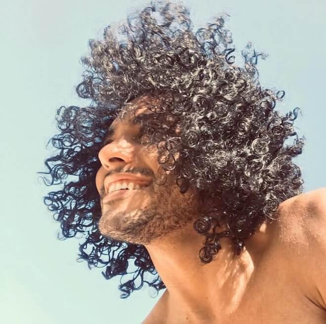 Medium Natural Curl