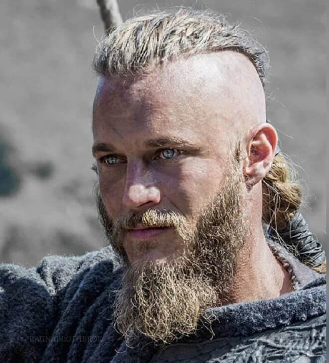 Ragnar Lothbrok Beard Styles