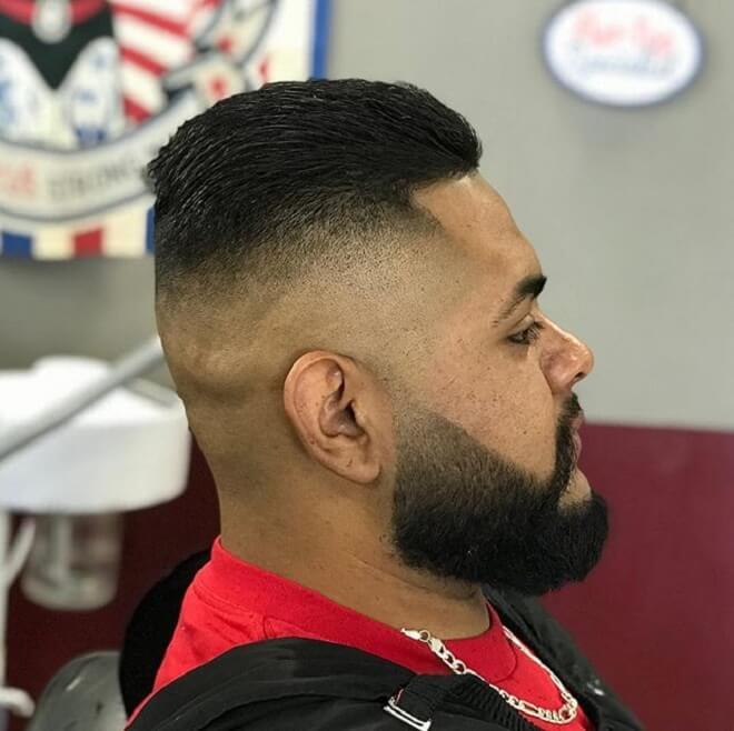 Razor Fade Haircut