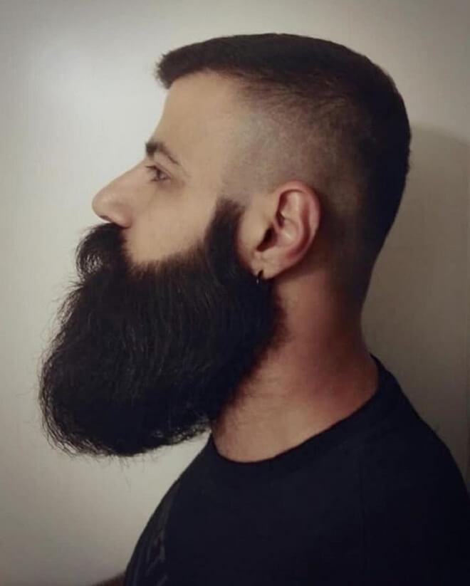 Razor Sharp Long Beard
