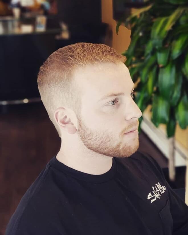 Short Haircut for Guys