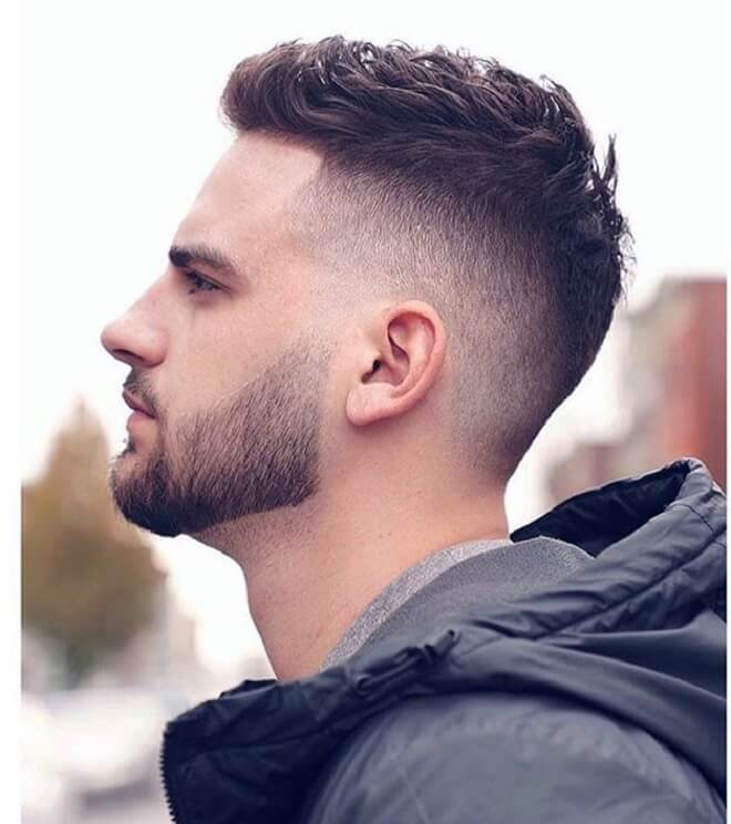 Short Haircuts for Men in Summer