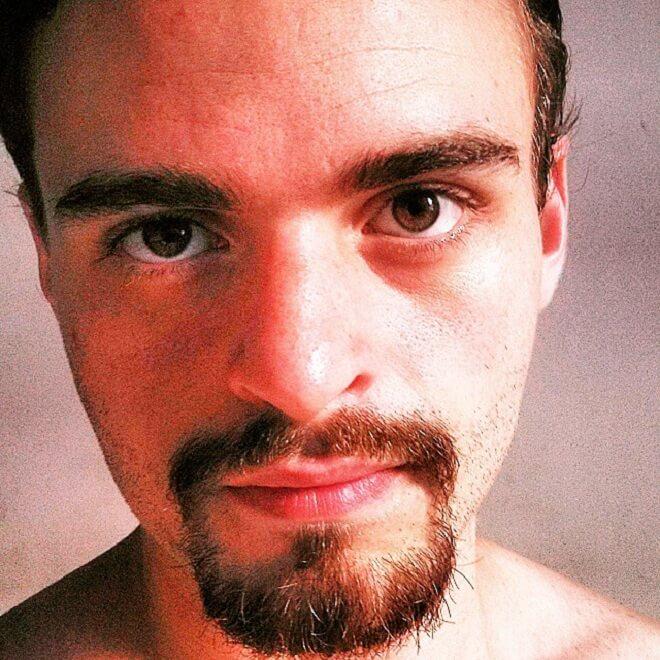 Square Goatee Beard