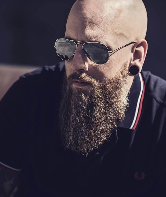 Thick Long Beard