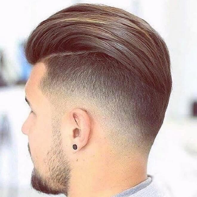 Undercut with Slicked Back