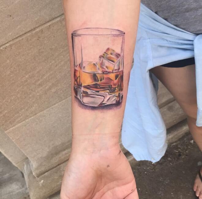 Whisky Tattoo
