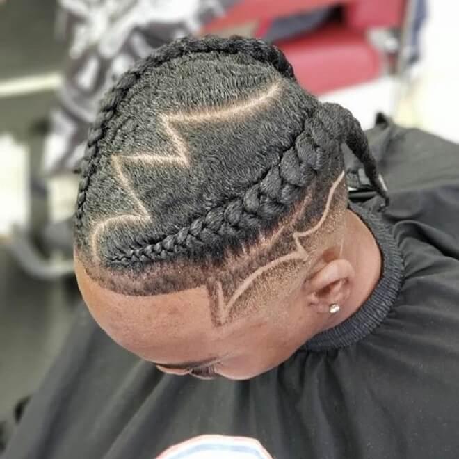 Zigzag Braid